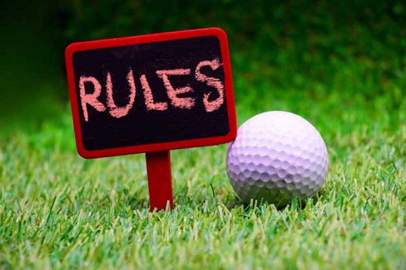 New Golf Rules 2019: What You Need to Know