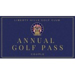 Annual Golf Pass Couple