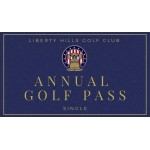 Annual Golf Pass Single