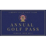 Annual Golf Pass Senior (age 60+)